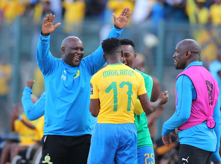 Mosimane humble in Sundowns' first victory over Al Ahly but