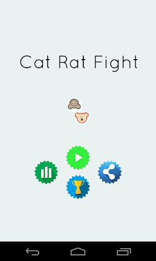Cat Rat Fight