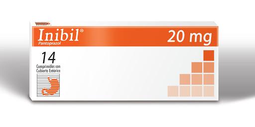 Pantoprazol Inibil 20 Mg X 14 Comprimidos Dollder 20 mg x 14 Comprimidos