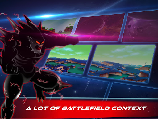 Dragon Shadow Battle Warriors: Super Hero Legend game (apk) free download for Android/PC/Windows screenshot