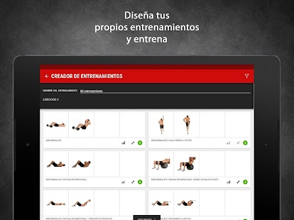 Mens Health Personal Trainer - Workout & Training Screenshot
