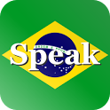 Speak Portuguese Free icon