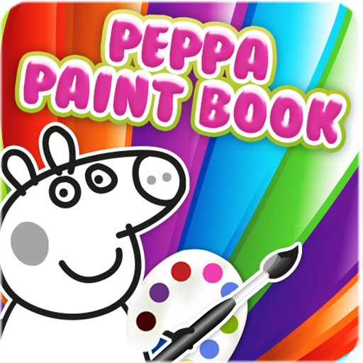 How to color peppa pig (New)