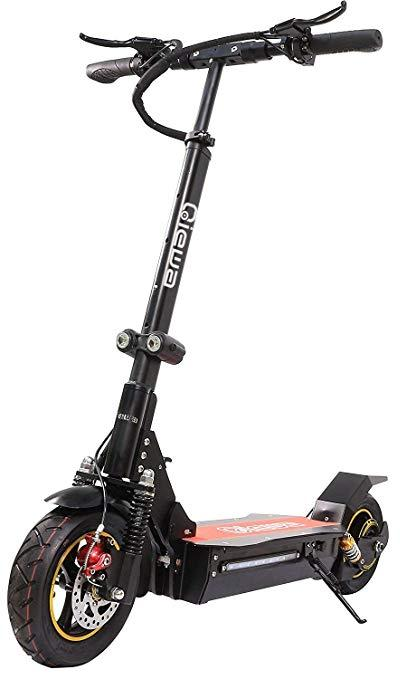Qiewa Q1Hummer electric scooter for heavy adults