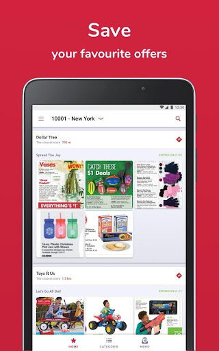 Shopfully - Weekly Ads & Deals 8.5.8 screenshots 19