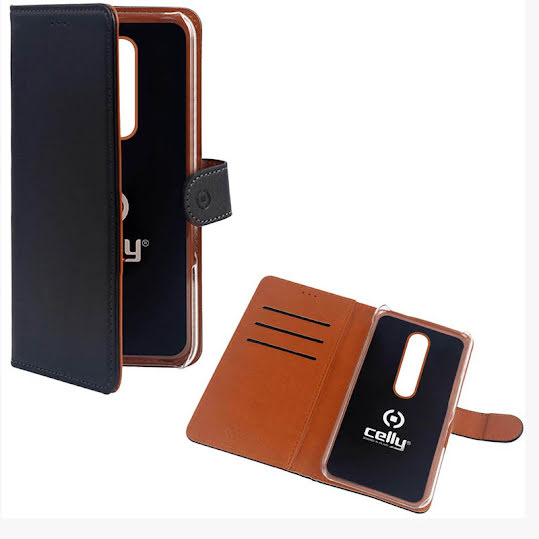 Mobilskal Celly Wallet Case  till OnePlus 7