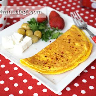 Basic Omelette.