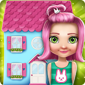 My Doll House Decoration Games