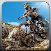 Hills Mtb Bicycle Downhill Ride Learning Simulator