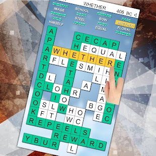 Crosswords Word Fill PRO Screenshot