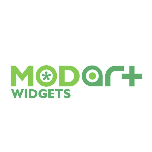 ModArt Widgets for KWGTKLWPKLCK