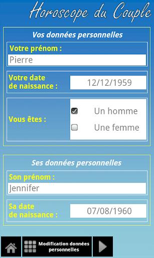 Horoscope du couple P06_T.2.1 screenshots 2
