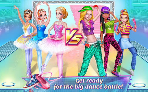 Dance Clash: Ballet vs Hip Hop - screenshot