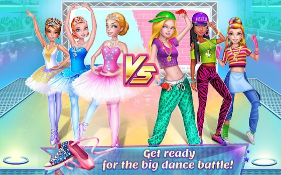 Dance Clash: Ballet vs Hip Hop