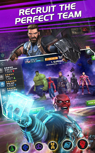 MARVEL Contest of Champions  screenshots 1