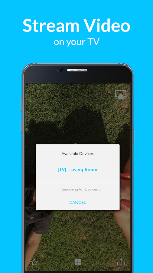SRFR: Easily Stream & Cast Videos from Phone to TV: captura de pantalla