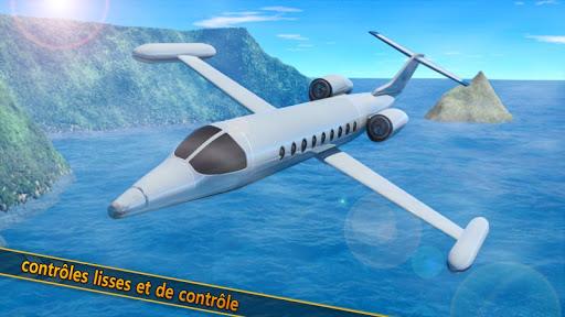 Télécharger Gratuit réal avion vol simulateur apk mod screenshots 5