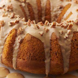 Pumpkin-Pecan Bundt Cake.