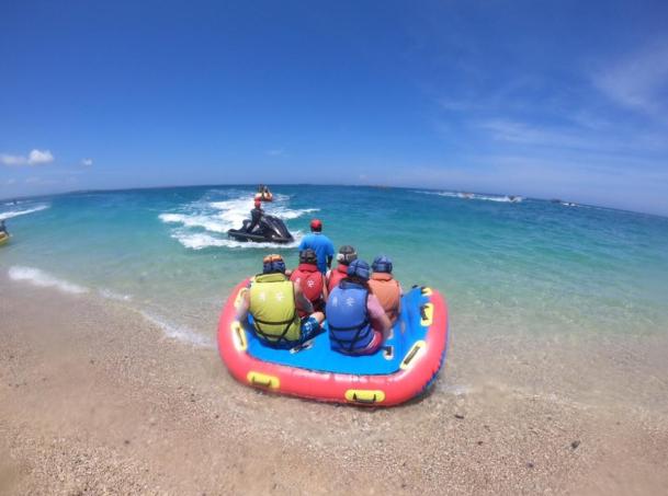 吉貝嶼船票 & 機車 & 水上活動體驗