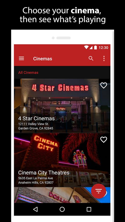 Starlight Cinemas Android Apps on Google Play
