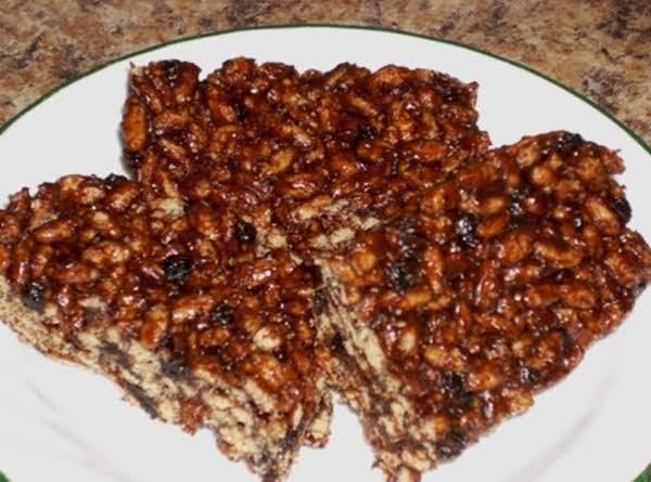 Crispy Rice Squares Recipe