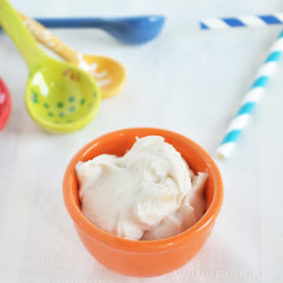 5 Minute Healthy Frosting Recipe