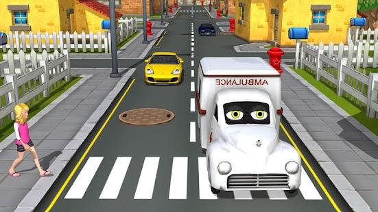Kids Ambulance Driver - náhled