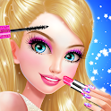 Makeover Games: Fashion Doll Makeup Dress up icon