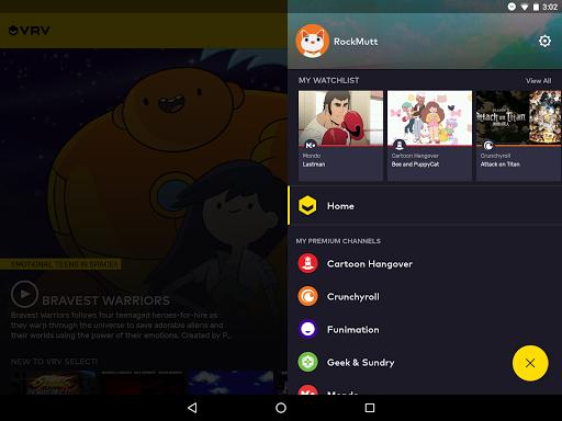 Download VRV: Anime, game videos & more Google Play