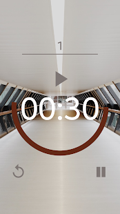 Timer countdown clock: simple study tool - náhled