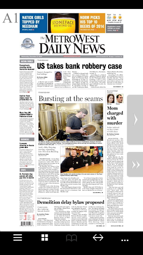 Metrowest Daily News ePaper