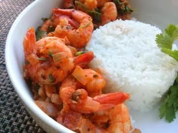 Camarones a la Diabla - Spicy Shrimp