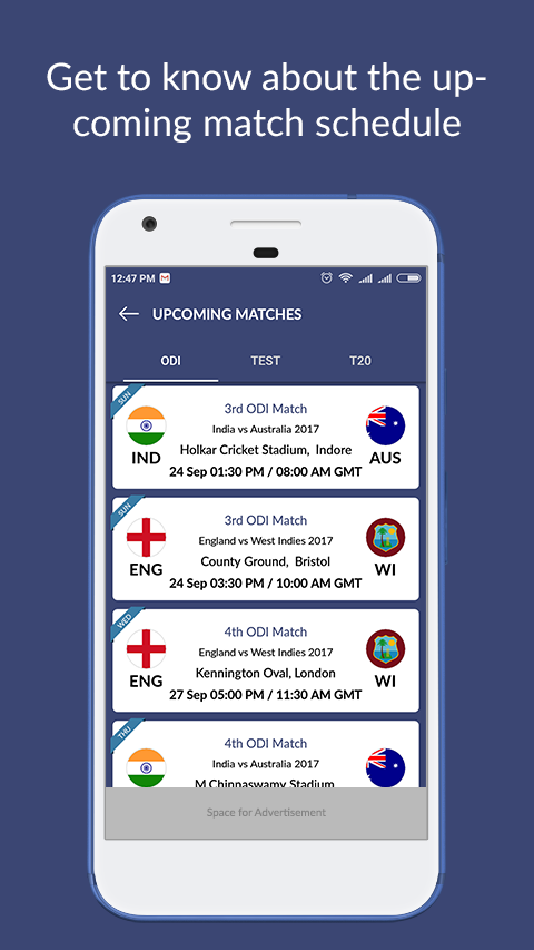 Cricket Line Guru : Fast Live Line- screenshot
