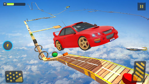 Ramp Car Stunts Racing: Impossible Tracks 3D android2mod screenshots 4