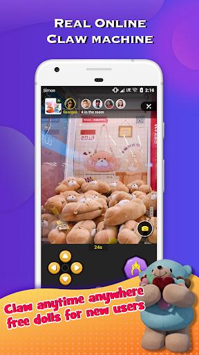 OpenWoW - Real Claw Machine apkmind screenshots 1