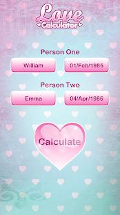 Kalkulačka Lásky - náhled