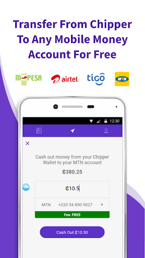 Chipper Cash screenshot 5
