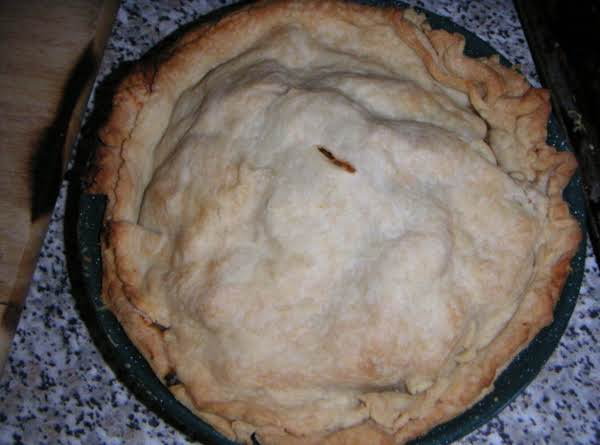 Simple Yooper Style Pasty Pie     An Original Recipe By: Cathy Hurkmans Tolman