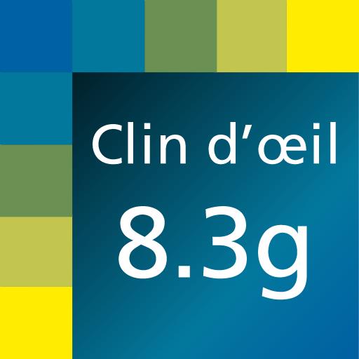 Clin d'oeil 8.3g