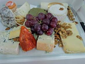 Photo: Assortiments de fromages affinés