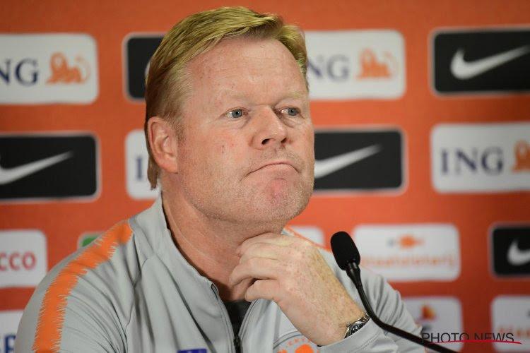 """Bondscoach Nederland vindt België zeker geen topteam: """"Ze zijn niet beter dan wij"""""""
