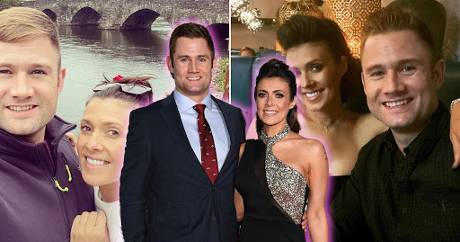 Kym Marsh announces engagement as actress proposed to on her birthday by Scott Ratcliff