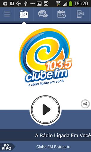 Clube FM Botucatu