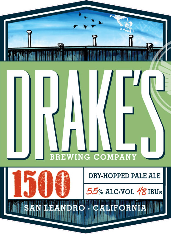 Logo of Drakes 1500 Dry Hopped Pale Ale