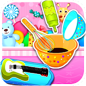 Tải Game Delicious Art Guitar Cake