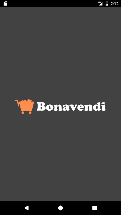 Bonavendi- screenshot
