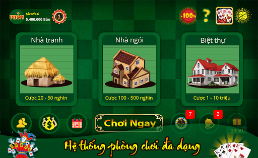 Phỏm Tươi Tá Lả Phom Tuoi TaLa screenshot 11