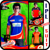 Ipl Cricket Photo Suit