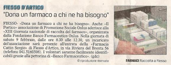 Photo: Il Gazzettino di Venezia (07.02.2013)