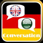Daily german conversation Icon